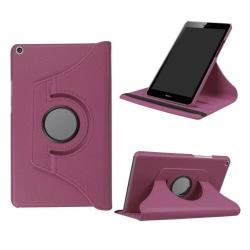 Huawei MediaPad T3 8.0 Roterbart fodral - Lila