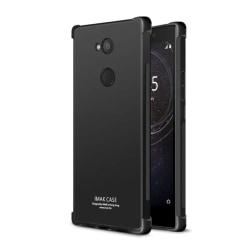 IMAK Sony Xperia L2 Skal med förstärkta hörn - Svart