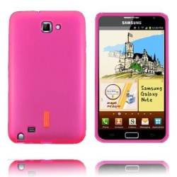 InCover (Het Rosa) Samsung Galaxy Note Skal