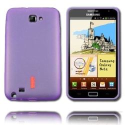 InCover (Lila) Samsung Galaxy Note Skal