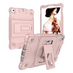 iPad mini 4-3-2-1 skyddshölje silikon plast - Rosenguld