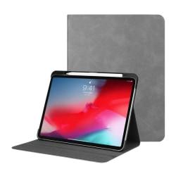iPad Pro 11 tums (2018) smart läderfodral - Grå