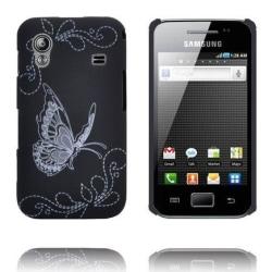 Joy (Svart) Samsung Galaxy Ace Skal