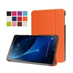 Läderfodral för Samsung Galaxy Tab A 10.1 (2016) - Orange