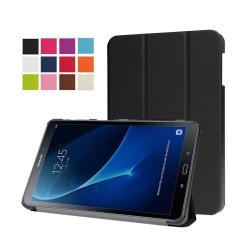 Edwardson Samsung Galaxy Tab A 10.1 (2016) Läderfodral - Bl