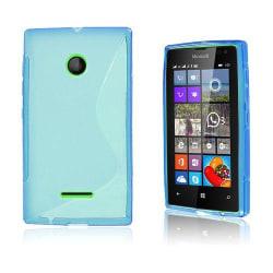 Lagerlöf (Blå) Microsoft Lumia 435 Skal