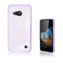 Lagerlöf Microsoft Lumia 550 Skal - Lila