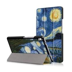 Lenovo Tab 4 Plus 8 Slimmat fodral med unikt motiv - Olje må