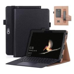 Microsoft Surface Go 10 WY-1537 tablett fodral av kolfiber b