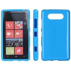 Mjukskal (Blå) Nokia Lumia 820 Skal