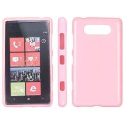 Mjukskal (Rosa) Nokia Lumia 820 Skal