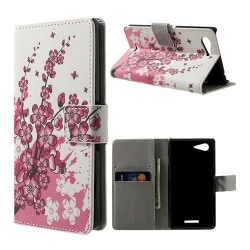 Moberg (Plommonblomster) Sony Xperia E3 Fodral