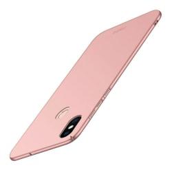 MOFI Shield Xiaomi Mi 8 slim frostat fodral - Rose Gold