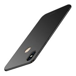 MOFI Xiaomi Mi 8 (6.21-tum) mobilskal plast skydd - Svart