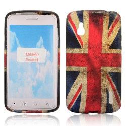 Nation Flag (UK Flag) Google Nexus 4 Skal