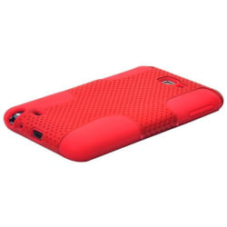 Neutronic (Röd) Samsung Galaxy Note Skal