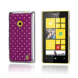 Night Sky (Lila) Nokia Lumia 520 / 525 Skal