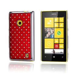 Night Sky (Röd) Nokia Lumia 520 / 525 Skal