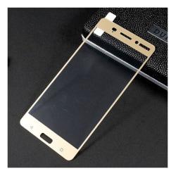 Nokia 6 full skärmskydd - Guld