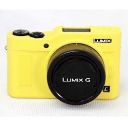 Panasonic DC-GF9KGK och Lumix DMC-GF9 kameraskydd silikon -