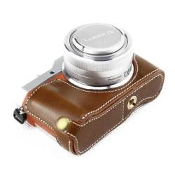 Panasonic GF7-GF8-GF9-GF10 kameraskydd underdel konstläder -