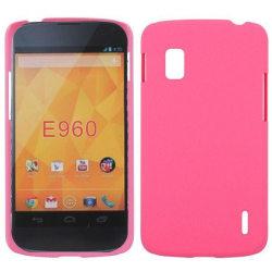 Rock Shell (Het Rosa) Google Nexus 4 Skal