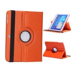 Rotor (Orange) Samsung Galaxy Tab 3 10.1 Läderfodral