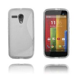 S-Line (Grå) Motorola Moto G Skal