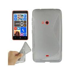 S-Line (Grå) Nokia Lumia 625 Skal