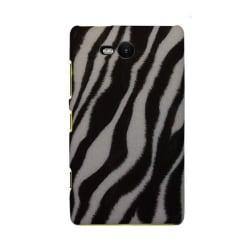 Safari (Zebra Diagonal) Nokia Lumia 820 Skal