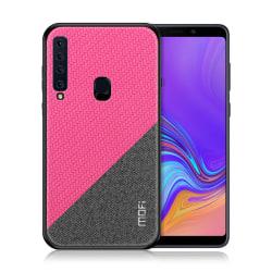 Samsung Galaxy A9 (2018) MOFI hybrid plast mobilskal med hal