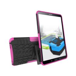 Samsung Galaxy Tab A 10.1 (2016) kickstand hybridskal - Varm