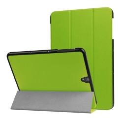 Samsung Galaxy Tab S3 läderfodral - Grön