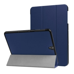 Samsung Galaxy Tab S3 läderfodral - Mörkblå