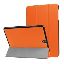 Samsung Galaxy Tab S3 läderfodral - Orange