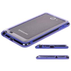 Slim Bumper (Lila) Hard Samsung Galaxy Note Bumper