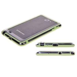 Slim Bumper (Ljusgrön) Hard Samsung Galaxy Note Bumper