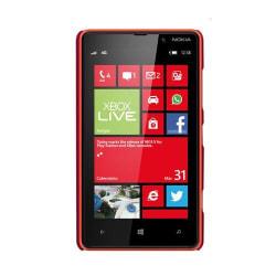 Smooth Shell (Knallrosa) Nokia Lumia 820 Skal