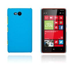Smooth Shell (Ljusblå) Nokia Lumia 820 Skal