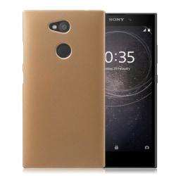 Sony Xperia L2 Unikt enfärgat skal - Guld