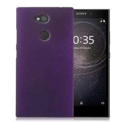 Sony Xperia L2 Unikt enfärgat skal - Lila