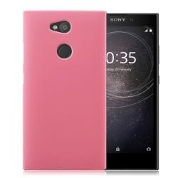 Sony Xperia L2 Unikt enfärgat skal - Ljus rosa
