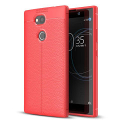 Sony Xperia L2 Unikt skal - Röd