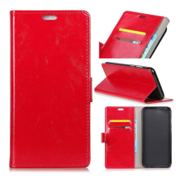 Sony Xperia XZ2 Premium mobilfodral syntetläder silikon plån