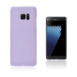 Sund Flexibelt Skal för Samsung Galaxy Note 7 - Lila