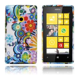 Symphony (Flower Power) Nokia Lumia 520 / 525 Skal