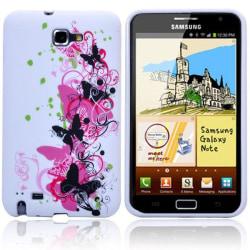 Symphony (Svarta Fjärilar) Samsung Galaxy Note Skal