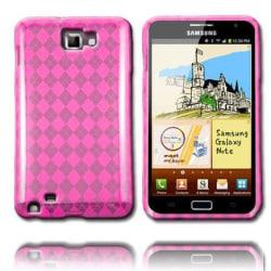 Tuxedo (Het Rosa) Samsung Galaxy Note Skal
