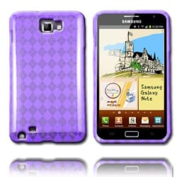 Tuxedo (Lila) Samsung Galaxy Note Skal