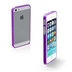 Ultra Thin (Lila) iPhone 5/5S Aluminium Bumper